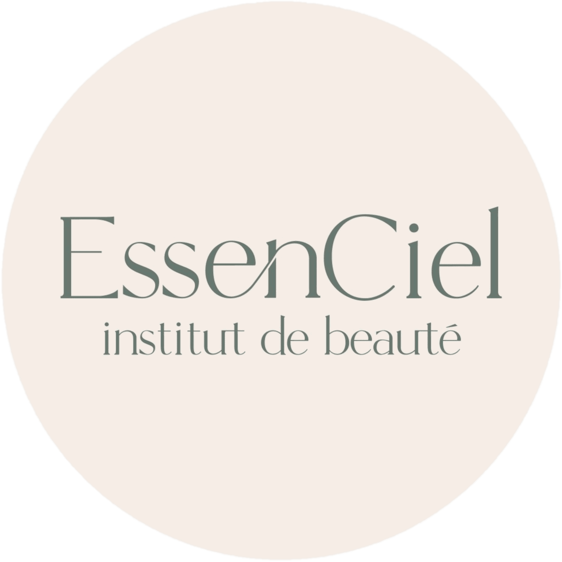 Logo Institut de beauté EssenCiel Sàrl